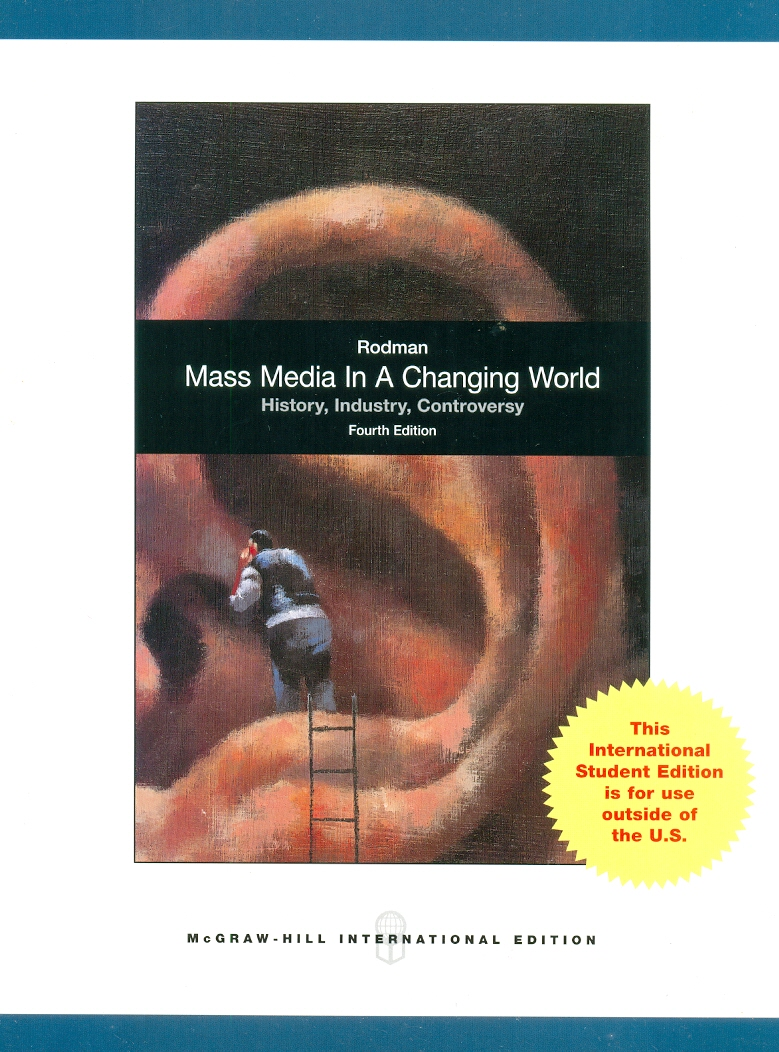 media in the changing world We live amid the greatest change in the history of media most media executives fail to recognize it and mistake its traits as the change itself.